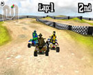  CORRIDA 3D MOTO4 